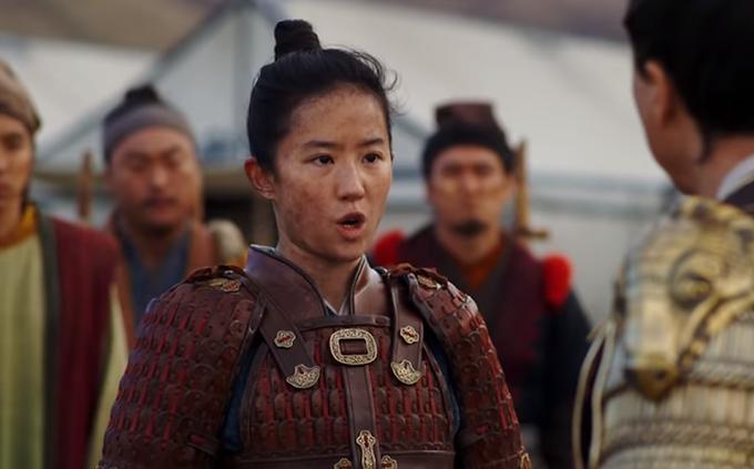 Mulan recauda 260 millones de dólares en su fin de semana de estreno, SOLO EN USA... Disney como los Bancos... siempre gana