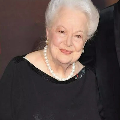 Death of Olivia de Havilland, star of Gone with the Wind, at 104