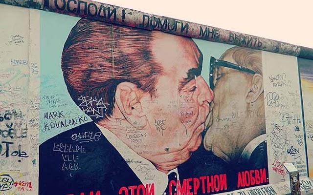 Muro de Berlín, 30º Aniversario de su caída y de la muerte de Chris Gueffroy
