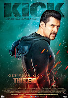 Kick 2014 720p BluRay Hindi