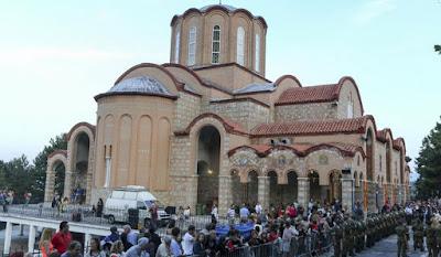 Η εορτή του Δεκαπενταύγουστου σε όλη την Ελλάδα