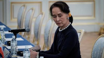 Junta Myanmar Batalkan Hasil Pemilu yang Menangkan Suu Kyi