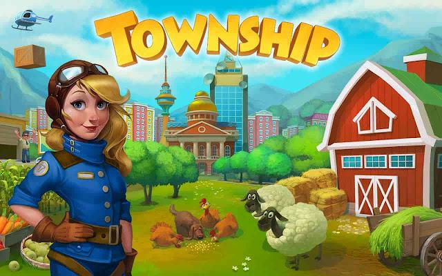 Township Şehir ve Çiftlik V7.5.0 MOD APK – PARA HİLELİ