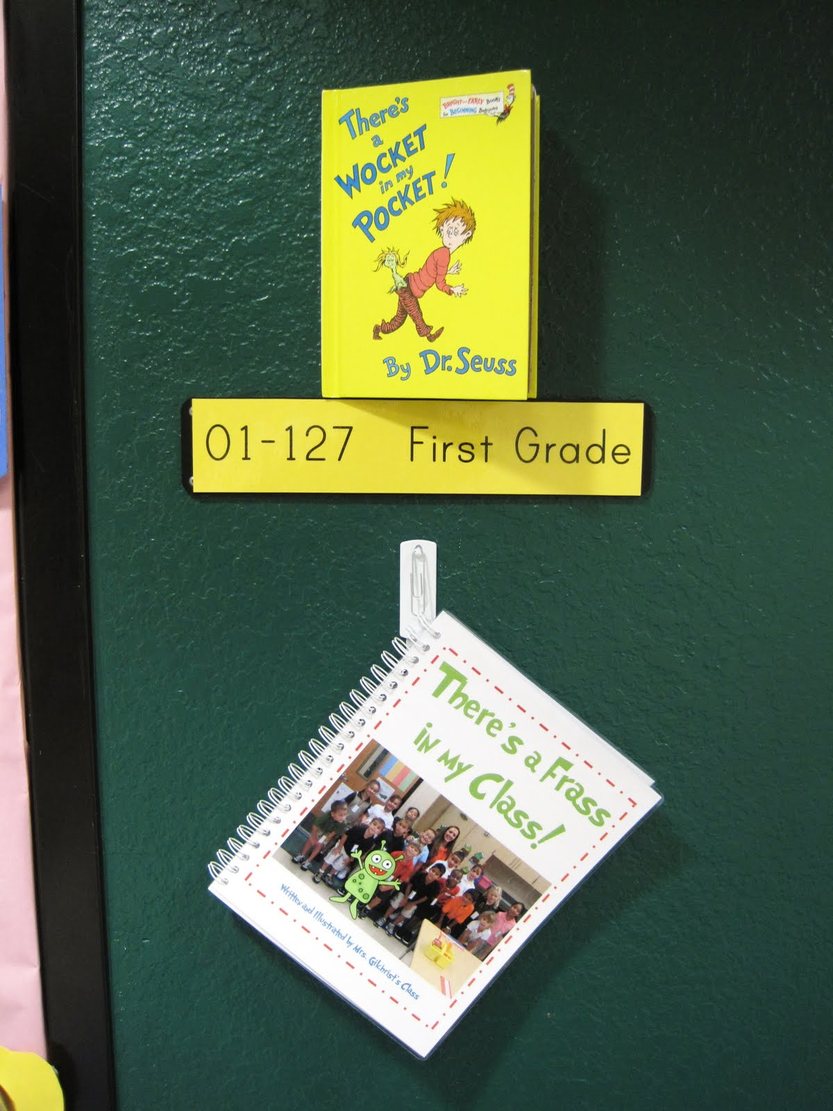 Book Week Door Decorating Ideas Dr Seuss