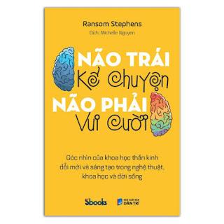 Não Trái kể Chuyện Não Phải Vui Cười - Ransom Stephens ebook PDF EPUB AWZ3 PRC MOBI