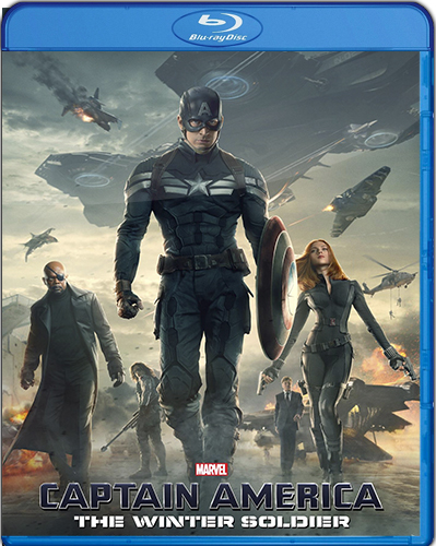 Captain America: The Winter Soldier [2014] [BD50] [Latino]