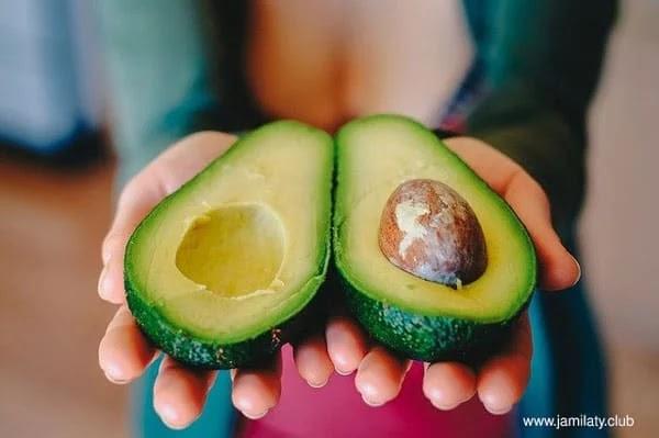 أفوكادو Avocado لعلاج فراغات الذقن Beard hair thickening