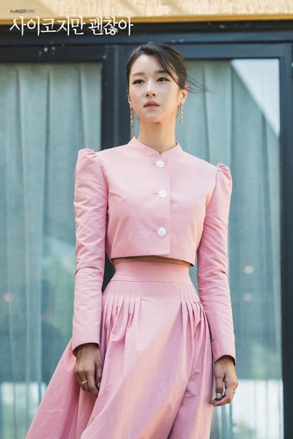 Fashion Seo Ye Ji It's Okay Not To be Okay
