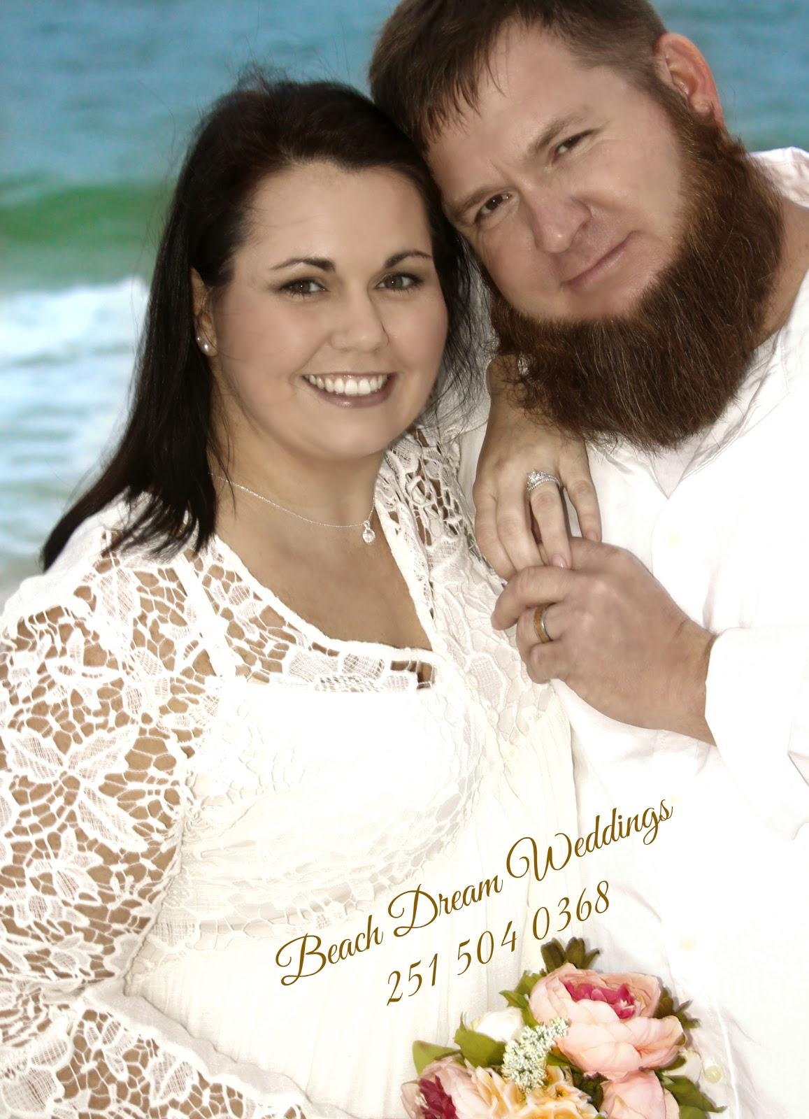Beach Dream Weddings Llc 251 504 0368