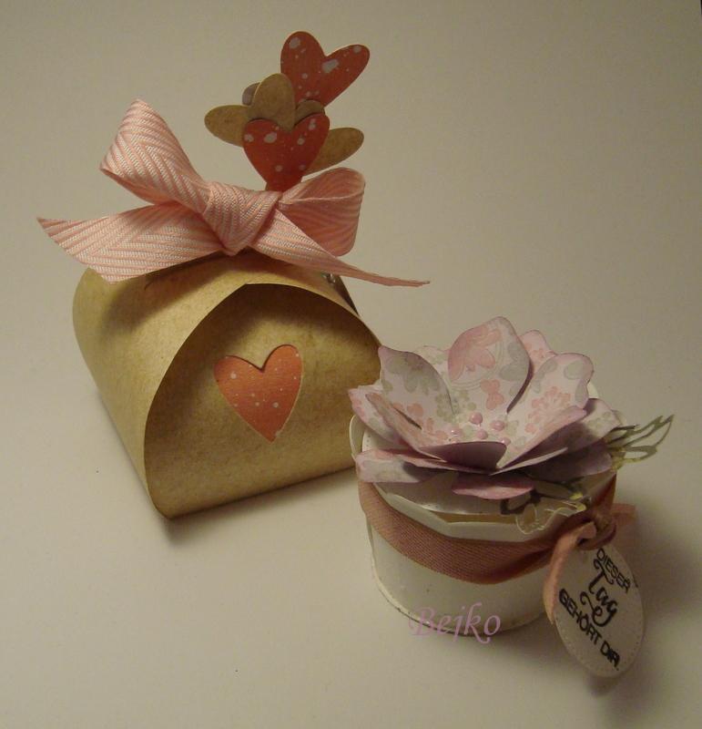 körbchen für geschenke