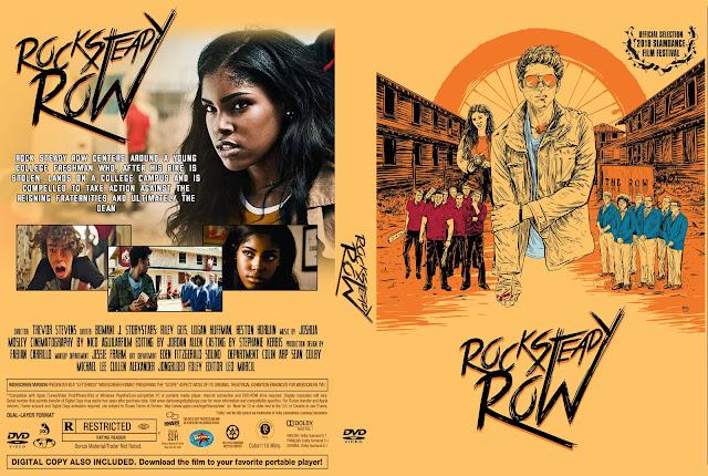 Rock Steady Row DVD Cover
