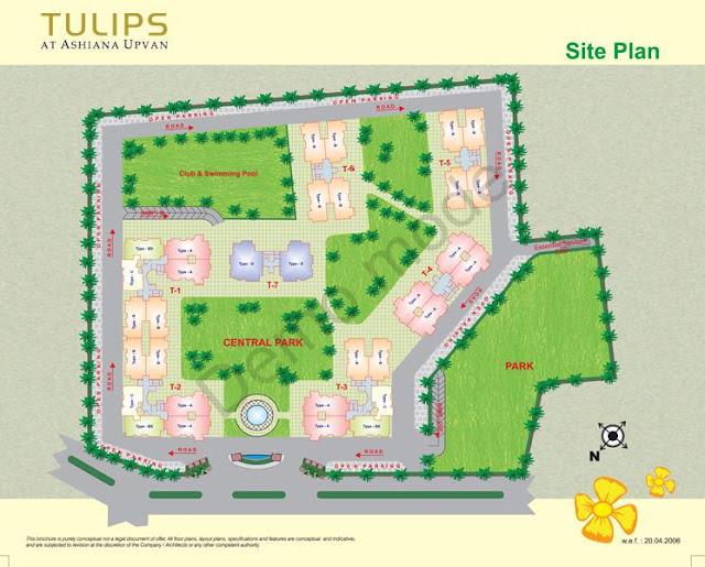 Ashiana-Upvan-layout-plan