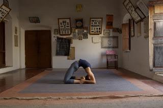"""art yogi """"no fear"""""""