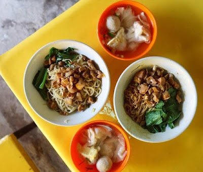 Kuliner Mie Colot Cirebon Ini Harus Anda Coba