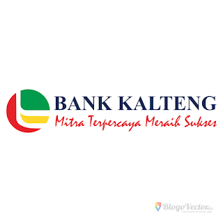 Bank Kalteng Logo Vector