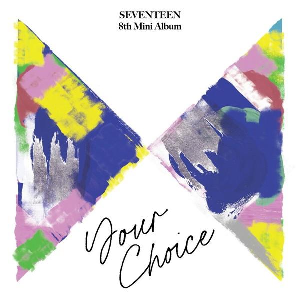 SEVENTEEN – SEVENTEEN 8th Mini Album 'Your Choice'