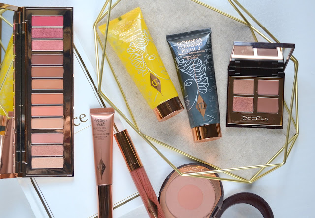 The Charlotte Tilbury Goddess Cleansing Ritual