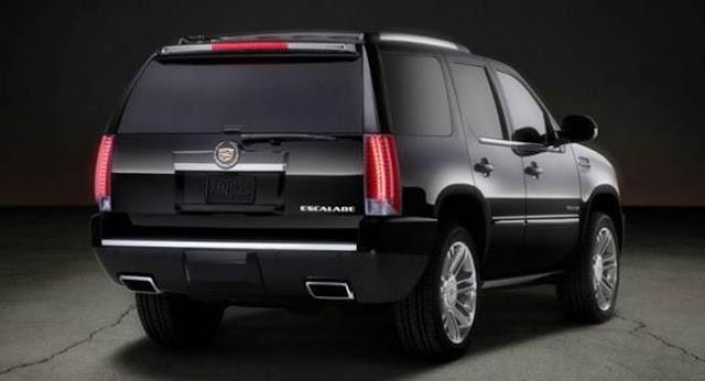 2018 Cadillac Escalade Changes