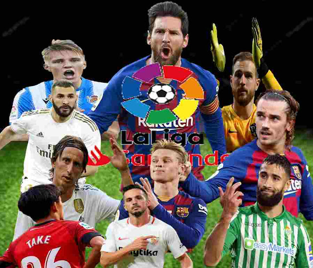 La Liga is resuming | Here are the things that you have to know | Fixtures & Table