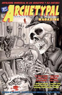 Archetypal Magazine, por Alberto López Aroca