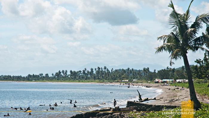 Red Beach Palo Leyte