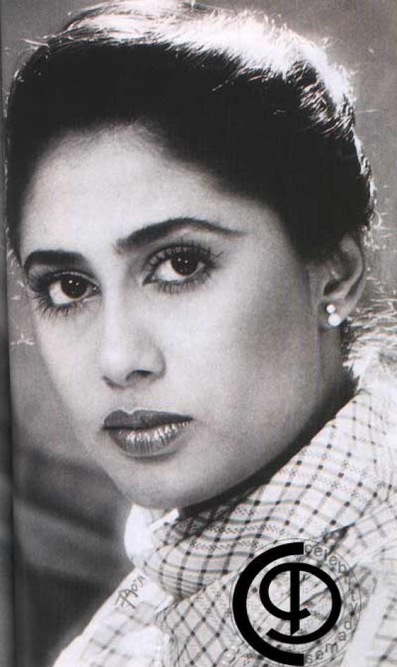 hot and cool smita patil