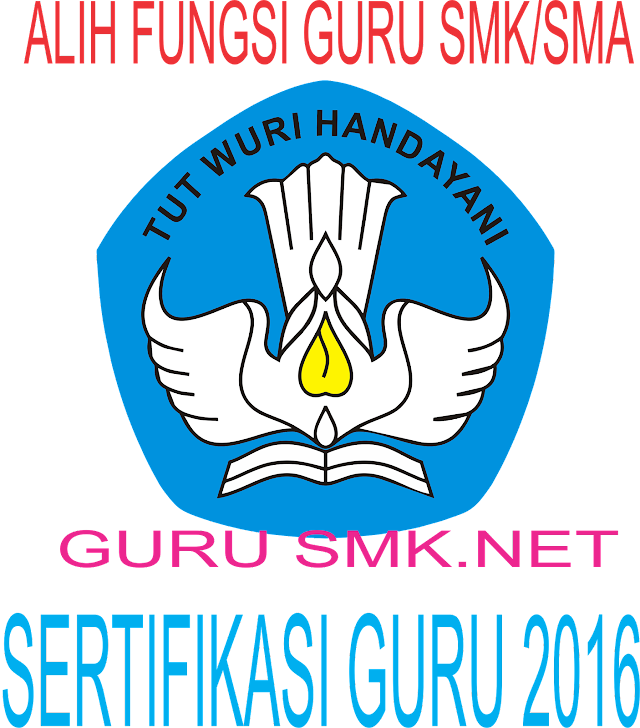 Program Sertifikasi Pendidik dan Sertifikasi Keahlian Bagi Guru SMK/SMA (Alih Fungsi)