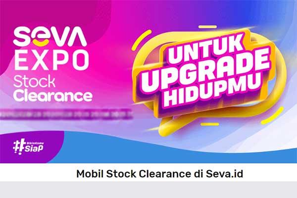 Pilihan Stock Clearance dan Expert di Seva