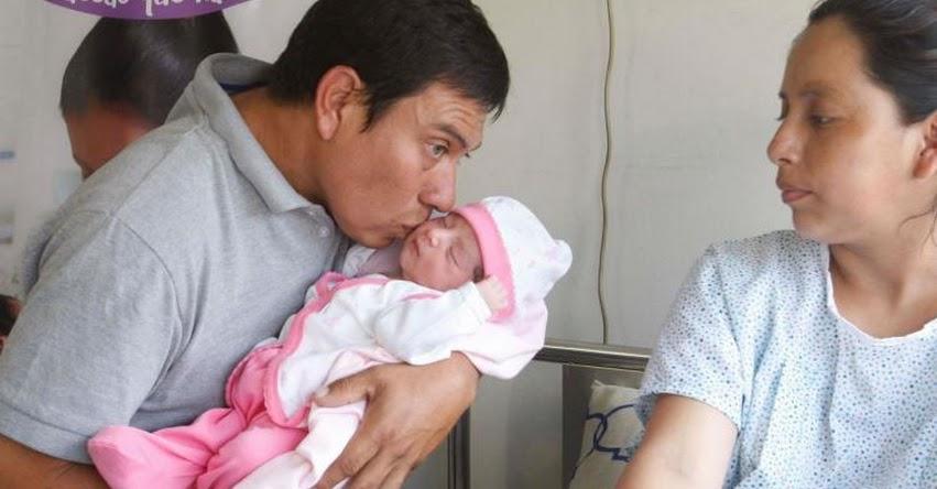 Congreso aprueba ampliar a 10 días licencia por paternidad para trabajadores del sector público y privado