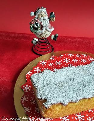 Plumcake di Natale con sorpresa