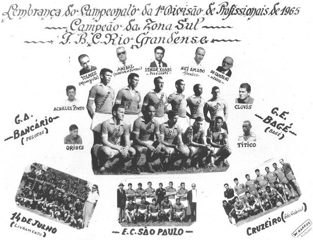 Resultado de imagem para Foot Ball Club Riograndense