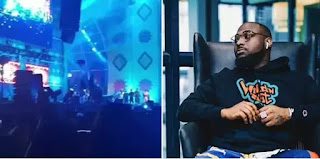 Davido Threatens Blogger Who Said He Was 'Brutally Snubbed' On Stage During Concert