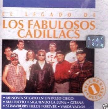 Discografia Los Fabulosos Cadillacs Discografias Mega