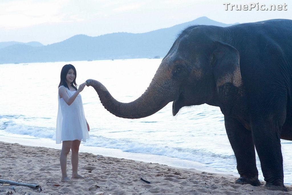 Image [YS Web] Vol.506 - Japanese Actress and Singer - Umika Kawashima - TruePic.net - Picture-9