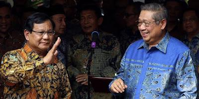Dahnil Anzar: SBY Bilang Atmosfir Kemenangan Pilpres 2019 Ada di Prabowo - Sandi
