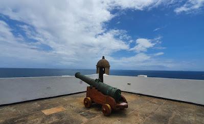 Foto Museu Náutico da Bahia no Facebook - Matéria Farol da Barra - BLOG LUGARES DE MEMÓRIA