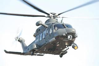«Κανιβαλίζουν» ελικόπτερο της Εθνικής Φρουράς