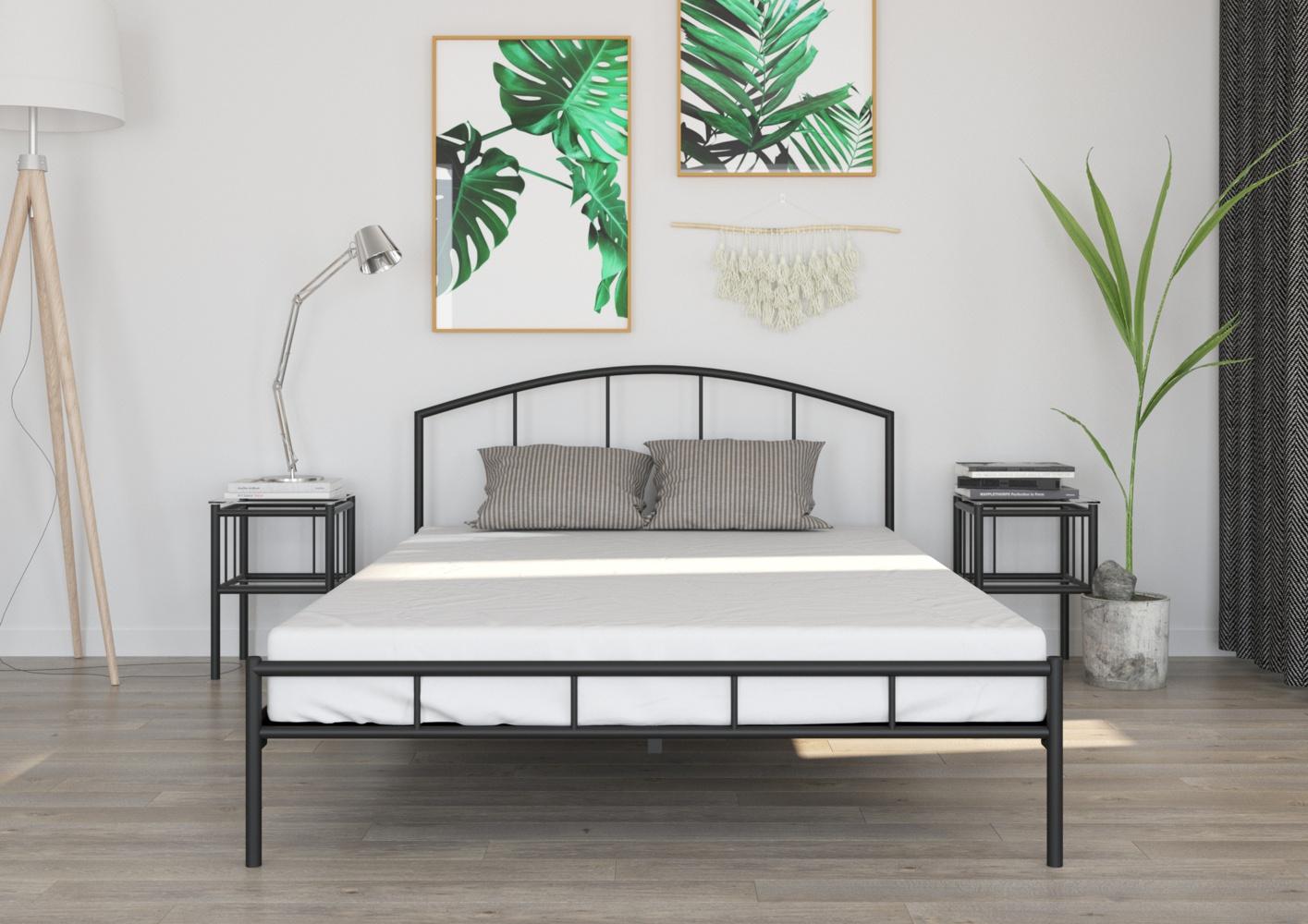 Łóżko metalowe Fabiola (wzór 20P)