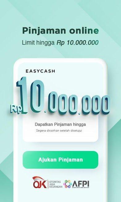 easycash pinjaman online cepat cair