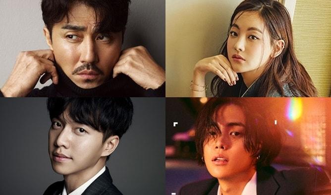 Sinopsis Drama A Korean Odyssey Hwayuki 2017