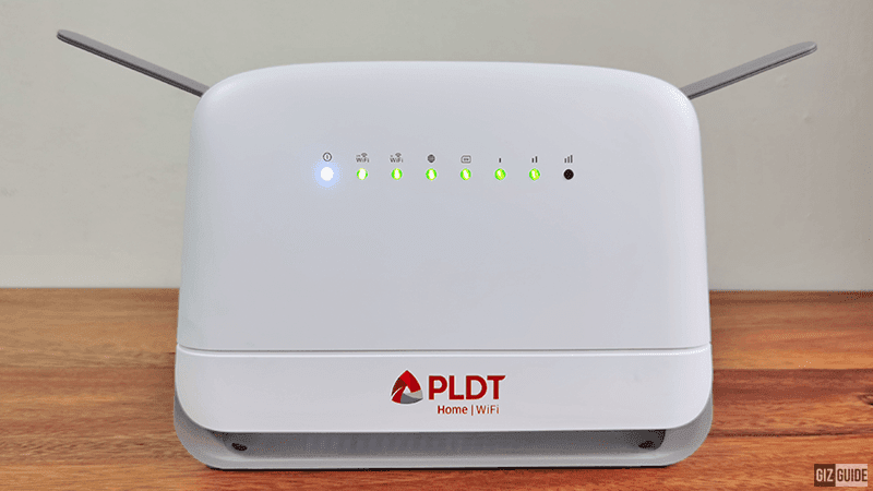 PLDT Home outs Prepaid WiFi Cat6 modem with 2x the speed!