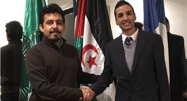 """شبكة ميزرات  تختار الديبلوماسي الصحراوي """"أبي بشرايا البشير"""" شخصية العام 2017"""