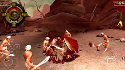 Download 300 March To Glory PSP PPSSPP Highly Compressed