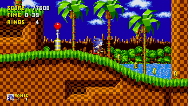 Sonic The Hedgehog Speed Run