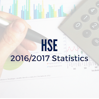 HSE Releases 2016/17 Statistics