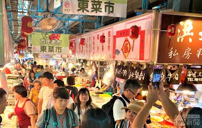台南行程串聯傳統市集與在地觀光景點