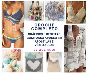 Boneca de Crochê ^.^ Corpinho Passo a Passo – Bonek de Crochê | 280x336
