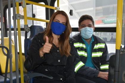 Transporte Coletivo Urbano | Sheila exige cumprimento de contrato com cobradores nos ônibus em Vitória da Conquista