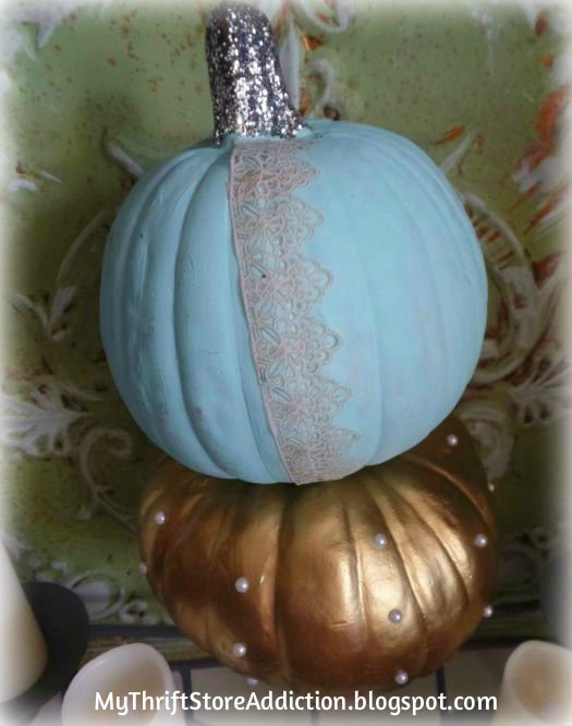 Glam gourds