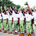2016 Batch B Stream 2 NYSC corps members to pass out